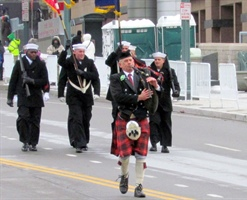 2017 Rochester St Patrick's Day Parade