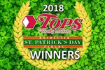 2018 TOPS Rochester St. Patrick's Day Award Winner